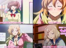 OVA J〇フーゾク学園祭 #1 ビッチなギャルたちとお祭り騒ぎ 本番接待と露出ミラーハウス V7rJ